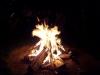 schönes Lagerfeuer